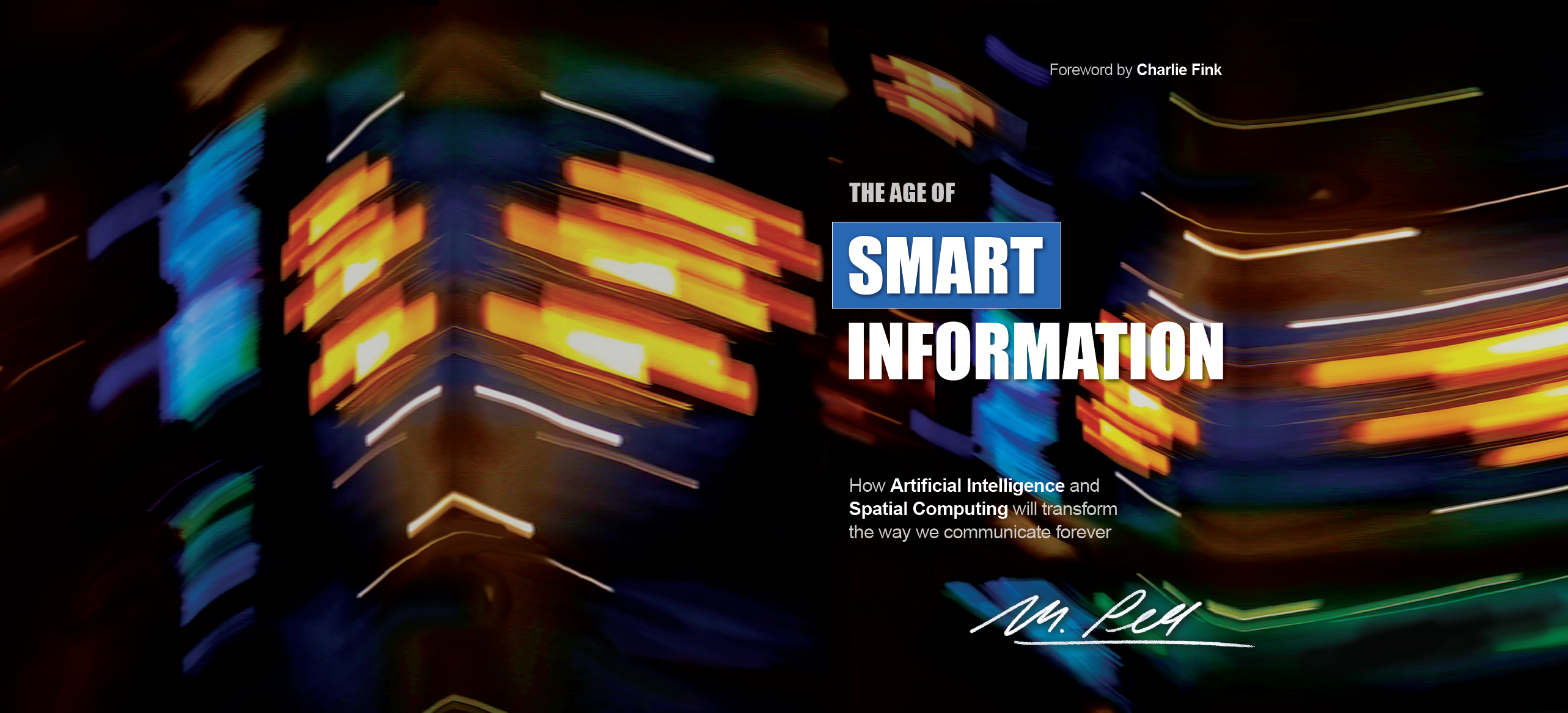 MPell_TheAgeOfSmartInformation_promo_spread_cover