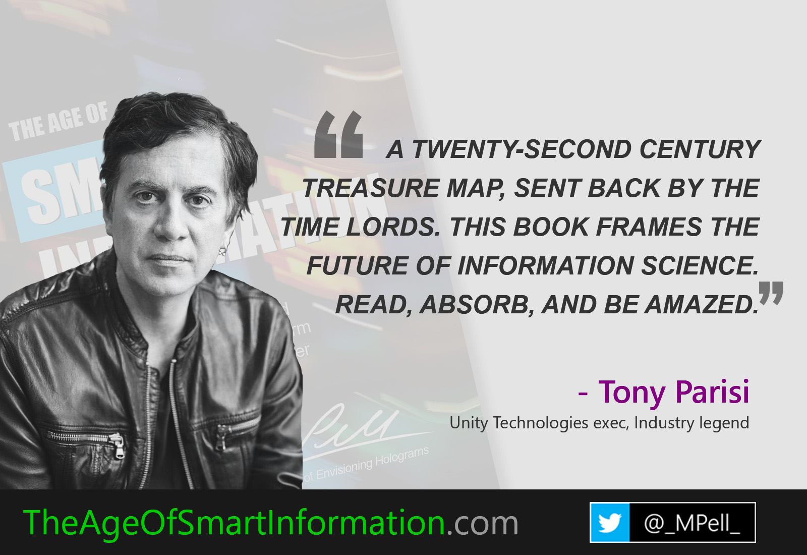 MPell_TheAgeOfSmartInformation_Tony_promo
